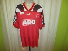 "1.FC Nürnberg Original Puma Heim Trikot 1995/96 ""ARO"" Gr.L TOP"