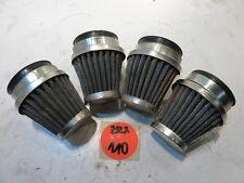 Kawasaki ZRX 1100 Sport Luftfilter 4 Stück f. einzelne Vergaser