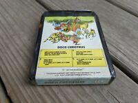 Vtg. 8-Track Tape! Disco Christmas Songs..Jingle Bells..$6.00 Rare Sealed Tape