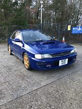 1995 Subaru Impreza STI 555 V2 limited edition COLIN MCRAE