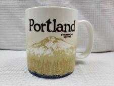 Starbucks Portland Collector Series Coffee Tea Mug Cup 16 oz. 2009