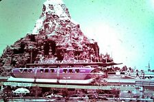 DISNEYLAND VINTAGE MONORAIL SYSTEM POSTER | 24 X 36 INCH