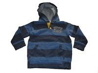 Topolino toller Kapuzen Pullover Gr. 110 blau gestreift !!