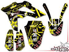 Husqvarna decoración SMS smr TC te WR WRE 125 450 510 570 610 630 Graphic sticker Kit