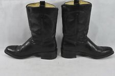 TEXAS ALL AMERICAN MADE GENUINE LEATHER LINED UPPER FOOT AND TOP SHORT BOOT