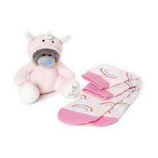 "6"" Dressed as Unicorn Plush & Socks Me to You Bear Gift Set AGZ01017"
