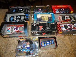 11 CAR LOT 1/24 NASCAR Racing Champion TEAM CALIBER HOT WHEEL MARK MARTIN PETTY