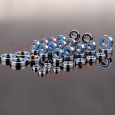 43PCS Ball Bearing Metric Blue Rubber Sealed RC Traxxas Summit KIT