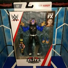 Jeff Hardy (Chase) - Elite Series 67 - New Boxed - WWE Mattel Wrestling Figure
