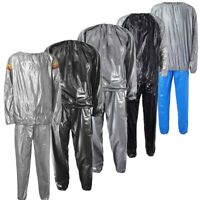 Heavy Duty Sweat Suit Sauna Suit Exercise Gym Suit Fitness Weight Loss Anti  !!