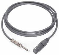 "Hosa - CXP-020 - 20 ft. 1/4"" Male to XLR Female Pro Elite Microphone Cable"