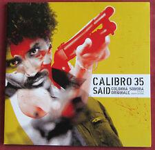 CALIBRO 35  LP  SOUNDTRACK SAID   COLONNA SONORA ORIGINALE   500 EX NUM
