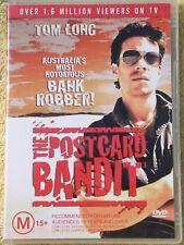 The Postcard Bandit (DVD, 2005) OOP