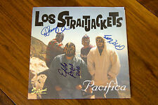 "Los Straitjackets - Pacifica / Kawanga 7"" Vinyl Single | Autographed | Rare !"