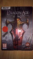 Dragon Age origins collectors edition metalica PC
