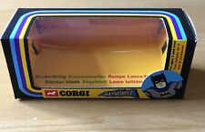 Corgi 267 Batmobile 3rd Issue Empty Repro Window Box With Inner Stand Only