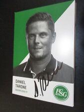 61056 Daniel Tarone FC St. Gallen 16-17 original signierte Autogrammkarte