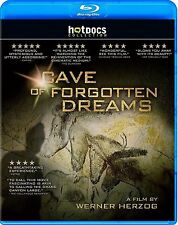 CAVE OF FORGOTTEN DREAMS (WERNER HERZOG) *NEW BLU-RAY*