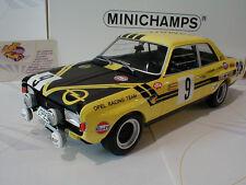 Sportwagen-Modelle aus Resin von Opel
