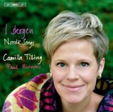 Camilla Tilling: I Skogen - Nordic Songs [SACD] Hybrid SACD