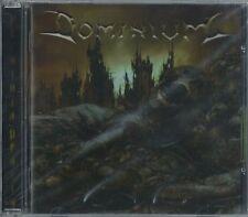 DOMINIUM CD Persinia.Spanish Thrash Metal 2010-KTULU-ANGELUS APATRIDA-MURO-ASPID