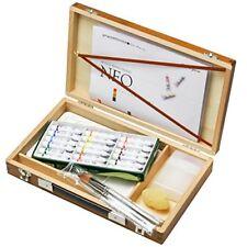 New Kusakabe watercolor box set Pura 18 colors Brown 5ml 2 Nos.