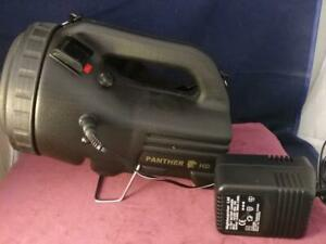 Night  Searcher Panther HD Powerful Torch / Spot Light  Rechargeable Charger