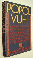Popol Vuh: The Definitive Edition of the Mayan Book of the Dawn of Life and the