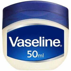 Vaseline Original Pure Petroleum Jelly Tub 50ml