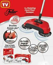 Roto Sweep by Fuller Brush, Original Cordless Hard Floor Sweeper - As Seen on Tv