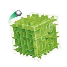 3D Maze Rubik's Cube Adult Stress Relief Game Children Puzzle Education Toy 8cm