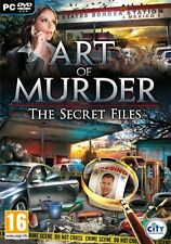 Arte de asesinato: el secreto archivos (Pc Dvd) Nuevo Sellado