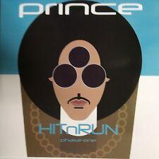 "PRINCE "" HIT N RUN PHASE ONE "" RARE PROMO LP *** COLOURED VINYLS *** 11 TRACKS"