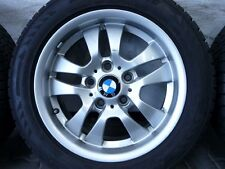 WINTERREIFEN ALUFELGEN ORIGINAL BMW 3er E90 E91 E92 E93 Styl. 154 205/55 R16 7mm