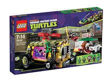 Lego Teenage Mutant Ninja Turtles 79104 - Turtles Shellraiser