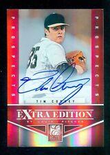 2012 Elite Extra Edition Prospects Autograph Tim Cooney