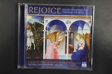 rejoice sacred choral music through the ages (Box C395)