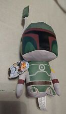 Star Wars Boba Fett Comic Images 7 Inch Plush NEW