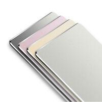 Aluminium Alloy Mouse Pad Mat Waterproof Anit-slip Gaming Mousepad Gaming Mat