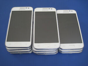 LOT OF 11 Samsung Galaxy Core Prime SM-G360 DAMAGED / BROKEN / FOR PARTS /REPAIR