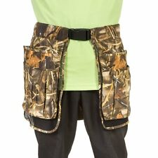 CAMO HUNTER / CARPENTER ADJUSTABLE APRON TOOL BELT POUCH-SIZE 38-44-GIFT FOR DAD