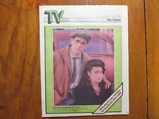 June 26-1988 Minneapolis Star Tribune TV Week Mag(ELIZABETH McGOVERN/MATT DILLON