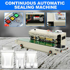 Automatic Continuous Band Sealer Vertical and Horizontal Bag Sealing Machine CE