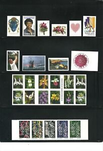 US 2020 YEAR SET COMMEMORATIVE POSTAGE STAMP - 132 STAMPS MNH