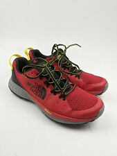 The North Face Xtrafoam Red Trail Running Shoes Sz 9.5