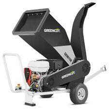 Biotrituradora de gasolina motor 420cc 15cv. 7 L Greencut