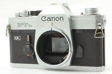 (EX+5)Canon FTb QL Body Only 35mm SLR Film Camera SN/257437 from japan #281