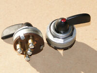 Blinkerschalter mit Kontrolleuchte für im Armaturenbrett