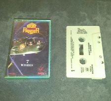 Night Ranger 7 Wishes (1985, Cassette)