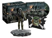 Iron Maiden - A Matter of Life and Death - New CD Box/Figure - Pre Order - 22/11